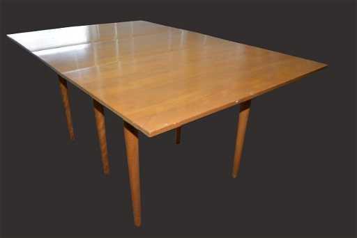 Conant Ball Mid Century Modern Gateleg Table - Mid century modern gateleg table