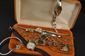 (8) Vintage & Designer Ladies Watches