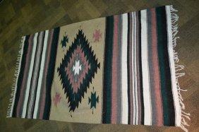 Original Indian Rug From Arizona