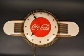 Coca-cola Diner Clock