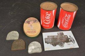 Coca-cola Advertising Collectibles