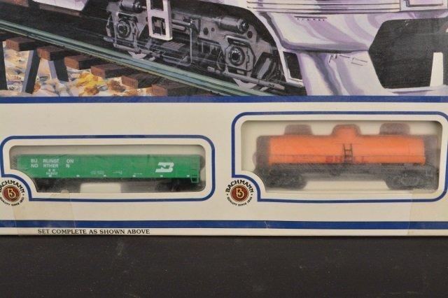 Bachmann Rail Blazer HO Scale Electric Train Set. - 3
