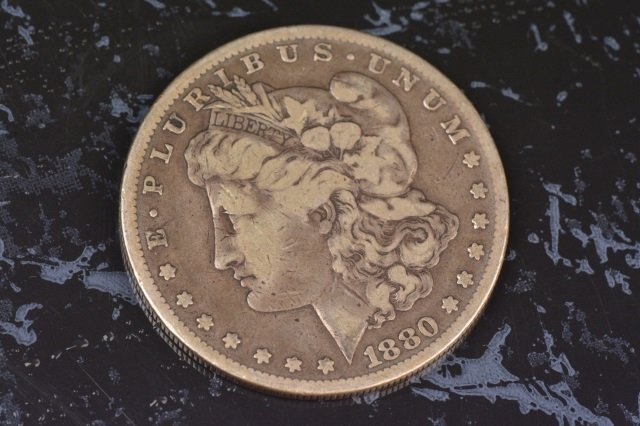 (7) Morgan Silver Dollars - 2