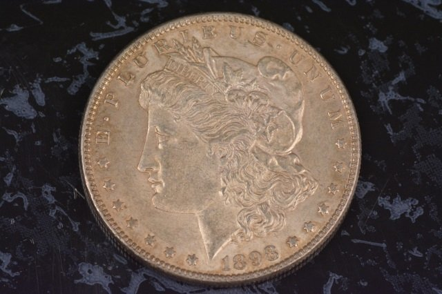 (7) Morgan Silver Dollars - 3
