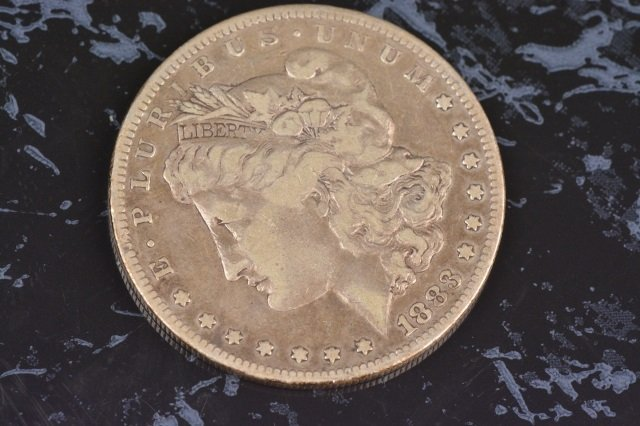 (7) Morgan Silver Dollars - 4