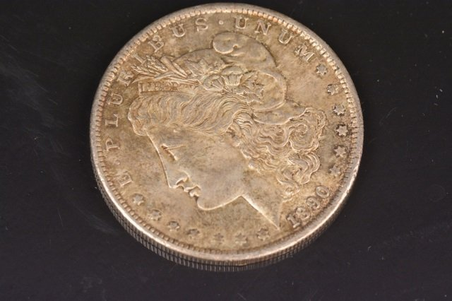 (7) Morgan Silver Dollars - 5