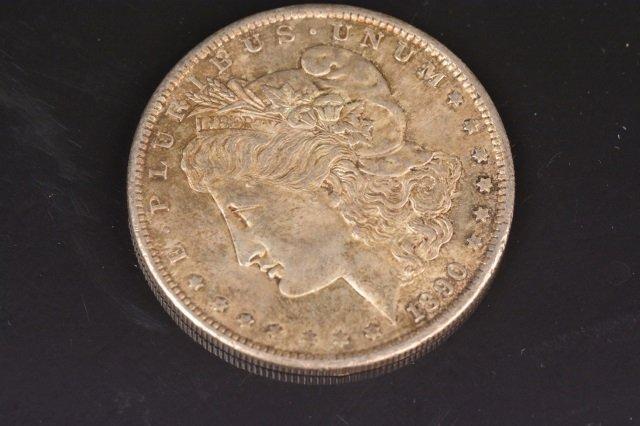 (7) Morgan Silver Dollars - 5