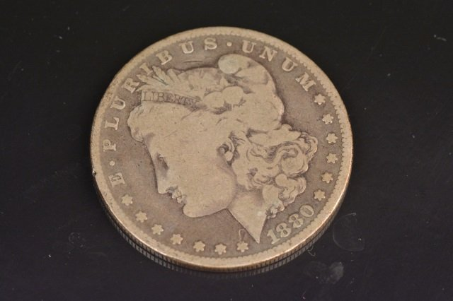 (7) Morgan Silver Dollars - 6