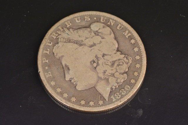 (7) Morgan Silver Dollars - 6