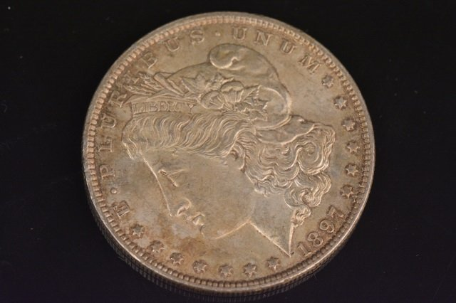 (7) Morgan Silver Dollars - 7