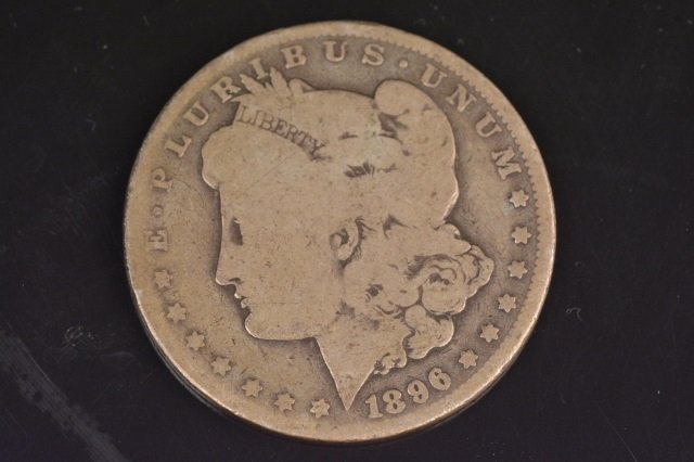 (7) Morgan Silver Dollars - 8