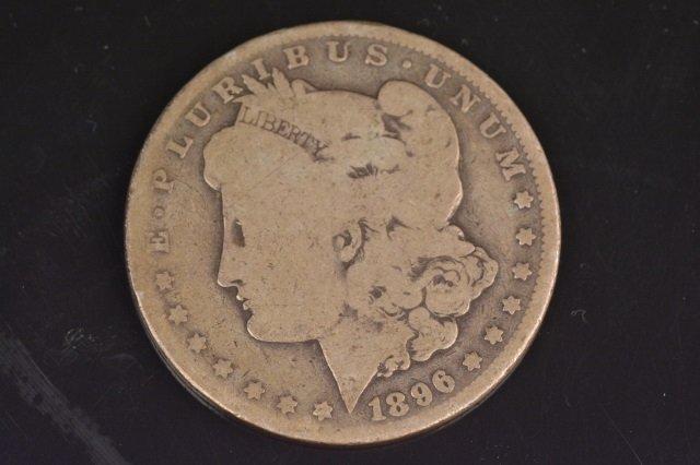(7) Morgan Silver Dollars - 8