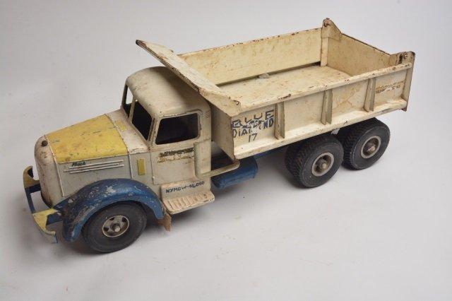 1958 Smith Miller Mack Blue Diamond Dump Truck