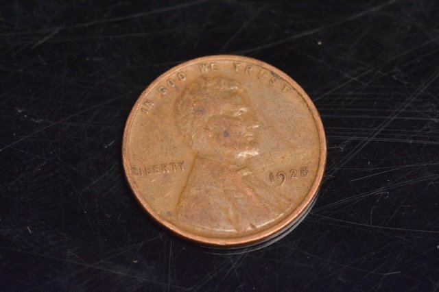 Unsorted Large Lot of Wheat & Indian Head Pennies - 5