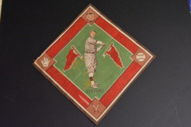 (28) Cigar Flags & Casey Stengel Baseball Player - 3