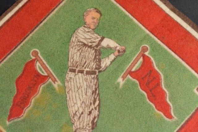 (28) Cigar Flags & Casey Stengel Baseball Player - 5