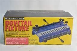"""Central Machinery 12"""" Dovetail Joint Fixture 34102"""