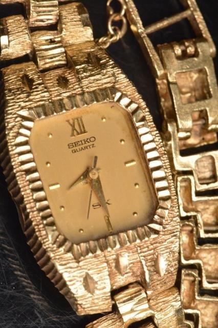 Ladies Seiko Quartz Watch