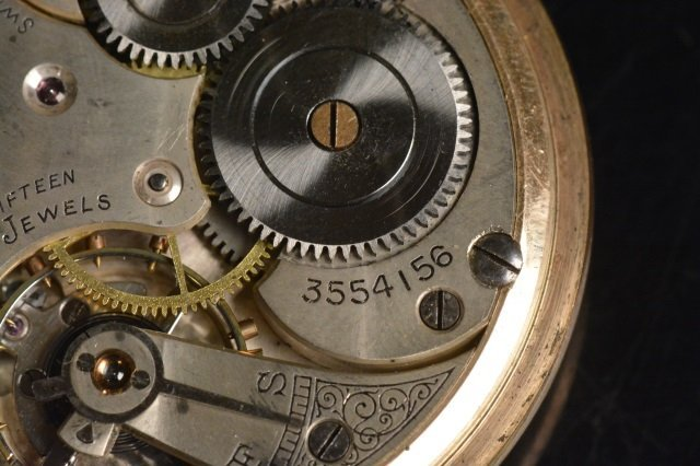 Oberreich & Arnold 15 Jewels Omega Watch Co. - 5