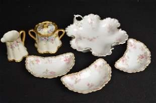 Haviland France & R.C. Bavaria Bone China Pieces