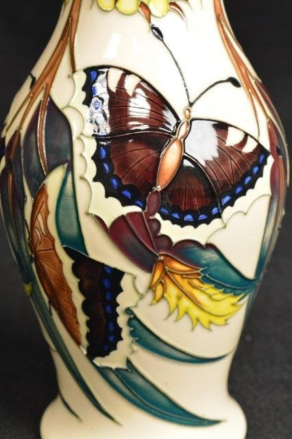 (2) Moorcroft Vases Made in England - 4