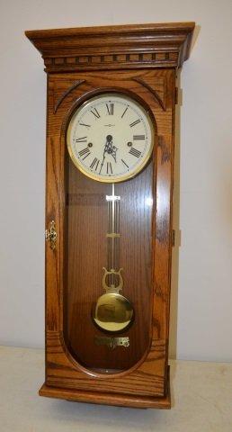 Howard Miller Clock Co. Model 613-110 Chime Clock