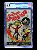 Amazing Spider-Man #1 (MC, 1963) CGC 6.5