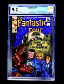 Fantastic Four #45 (Marvel Comics, 1965) CGC 9.2