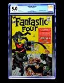 Fantastic Four #2 (Marvel Comics, 1962) CGC 5.0
