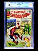 Amazing Spider-Man #5 (MC, 1963) CGC 7.0