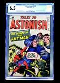 Tales To Astonish #35 (MC, 1962) CGC 6.5