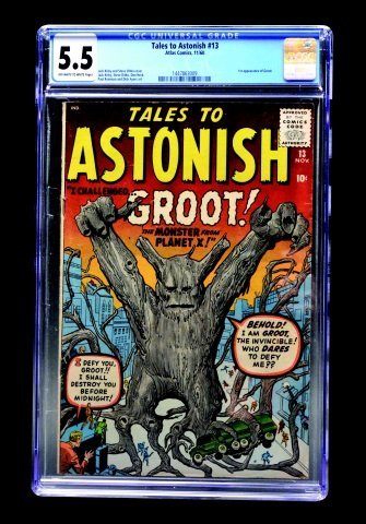 Tales To Astonish #13 (Atlas Comics, 1960) CGC 5.5