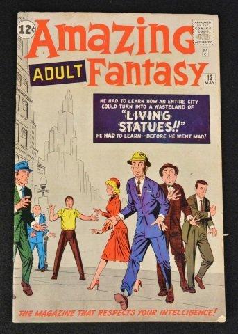 Amazing Adult Fantasy (Atlas) No.12 Marvel Comics