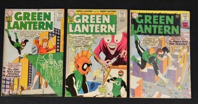 (3) Green Lantern DC Comics Issues 5,6 & 7