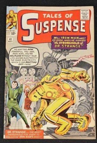 Tales of Suspense No. 41 Marvel Comics