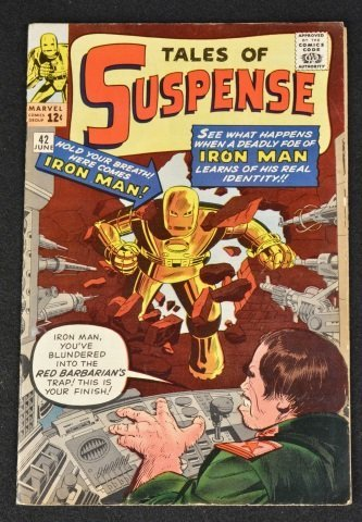 Tales of Suspense No.42 Marvel Comics