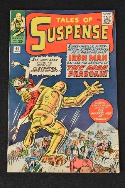 Tales of Suspense No. 44 Marvel Comics