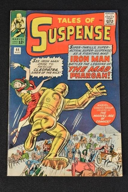 Tales of Suspense No. 44 Marvel Comics