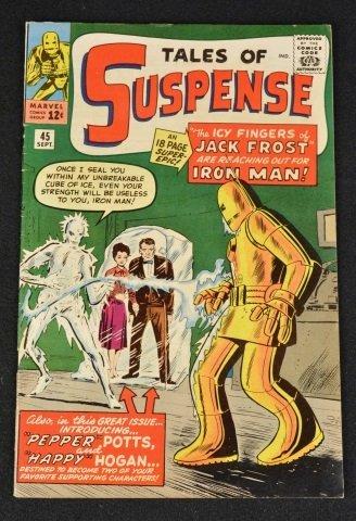 Tales of Suspense No. 45 Marvel Comics Pepper Pots