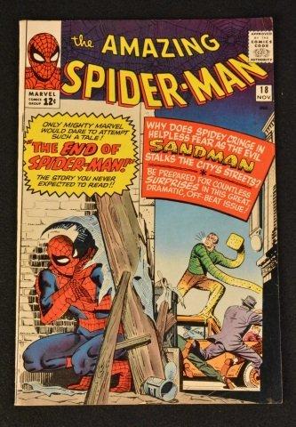 Amazing Spider-Man No. 18 Marvel Comics