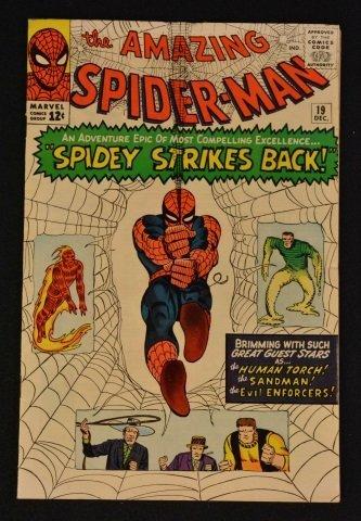 Amazing Spider-Man No. 19 Marvel Comics