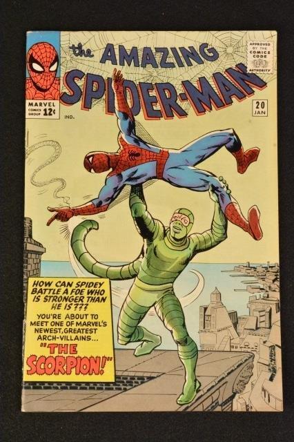 Amazing Spider-Man No. 20 Marvel Comics