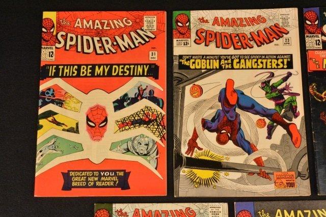(5) Amazing Spider-Man No.23, 28- 31 Marvel Comics - 2