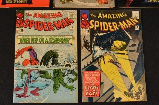 (5) Amazing Spider-Man No.23, 28- 31 Marvel Comics - 4