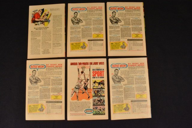 (6) Amazing Spider-Man No. 31-36 Marvel Comics - 8