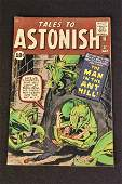 Tales To Astonish No. 27 Marvel Comics