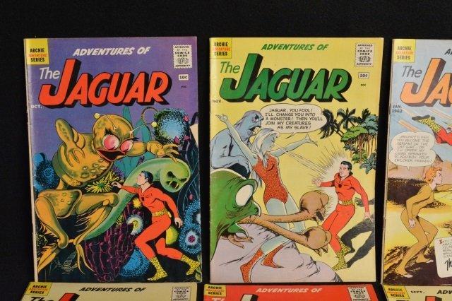 (13) Adventures of The Jaguar Marvel Comics - 2