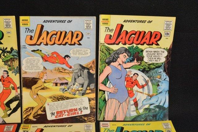 (13) Adventures of The Jaguar Marvel Comics - 3