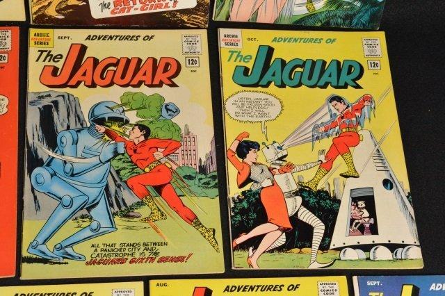 (13) Adventures of The Jaguar Marvel Comics - 5