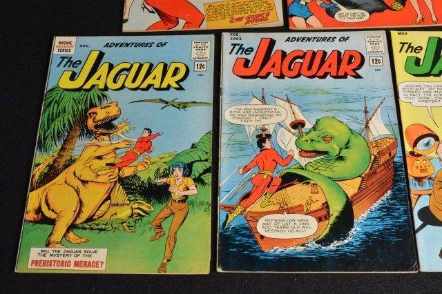 (13) Adventures of The Jaguar Marvel Comics - 6